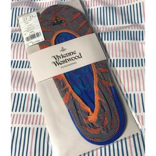 Vivienne Westwood - ヴィヴィアンウエストウッド フットカバー 靴下 ソックス 23~25cm