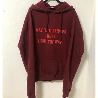 Balenciaga - vetements パーカー hoodie