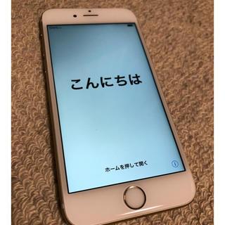 アップル(Apple)のiPhone 6s gold 64GB(SIMロック解除済)(スマートフォン本体)
