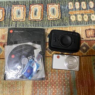 ライカ(LEICA)のライカ C-LUX1(コンパクトデジタルカメラ)