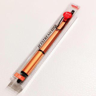 ミツビシエンピツ(三菱鉛筆)の限定  ジェットストリームエッジ オレンジ(ペン/マーカー)