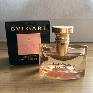 ブルガリ(BVLGARI)のBVLGARI 香水 15ml(香水(女性用))