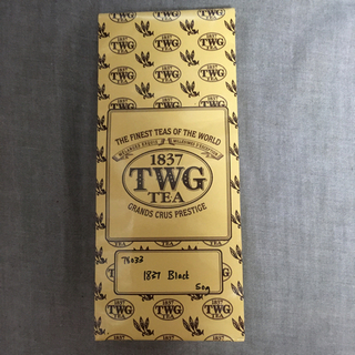 TWG ブラックティー茶葉50g(茶)