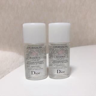 Dior - ディオール スノー ブライトニング エッセンスローション 15ml