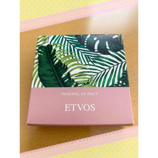 エトヴォス(ETVOS)のETVOS (エトヴォス) ミネラルUVケア ミネラルUVパクト 7g(フェイスパウダー)