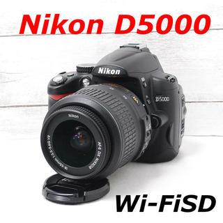 ニコン(Nikon)の❤️シャッター回数わずか482枚❤️スマホ転送❤️Nikon D5000(デジタル一眼)