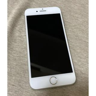 アップル(Apple)のiPhone8 Silver 64GB SIMフリー(スマートフォン本体)