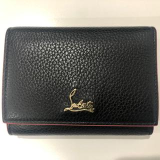 クリスチャンルブタン(Christian Louboutin)のクリスチャンルブタン 三つ折りミニ財布(財布)