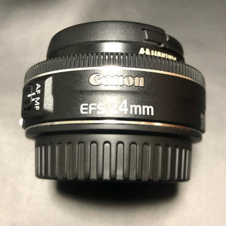 Canon - EF-S 24mm F2.8 STM