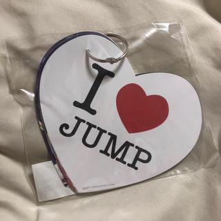 ヘイセイジャンプ(Hey! Say! JUMP)の山田涼介 ハート型メモ帳(男性アイドル)