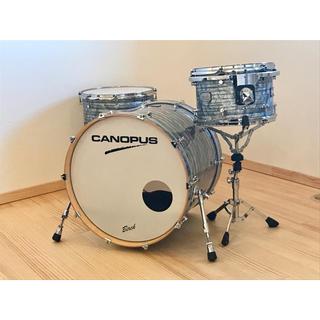 CANOPUS Birch Series ドラムセット(セット)