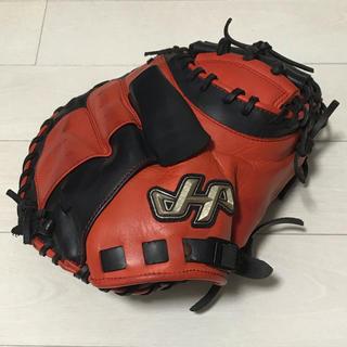 HATAKEYAMA - 野球 キャッチャーミット 軟式