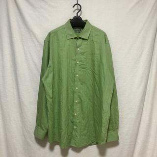 JOHN LAWRENCE SULLIVAN - 緑 シャツ