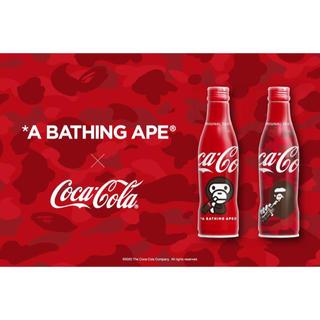 アベイシングエイプ(A BATHING APE)のBape X CocaCola 2つのデザインセット(その他)