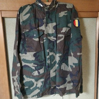 シュプリーム(Supreme)のsupreme  2009s/s  M-65 jacket シュプリーム 迷彩 (ミリタリージャケット)