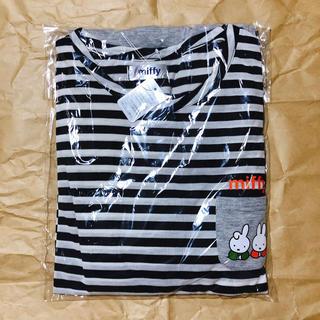 しまむら - ミッフィー パジャマ 半袖7分丈パンツ LL 新品