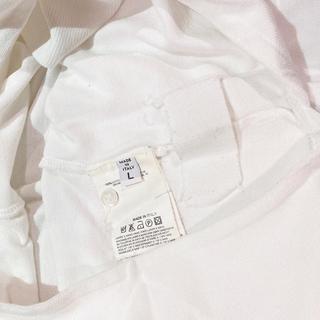 マルタンマルジェラ(Maison Martin Margiela)のマルジェラ(シャツ/ブラウス(半袖/袖なし))