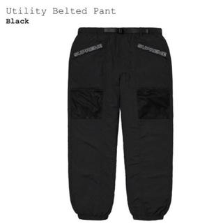 シュプリーム(Supreme)のSupreme Utility Belted Pant(ワークパンツ/カーゴパンツ)