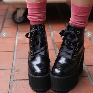 バブルス(Bubbles)のBUBBLES 厚底靴(その他)