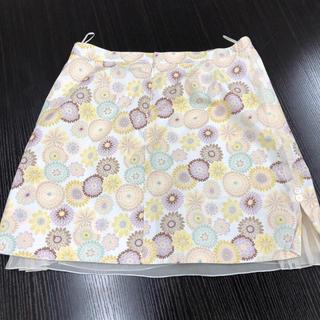 LOUIS VUITTON - ☆決算セール☆ヴィトン パンツ スカート 36サイズ コットン レディース 花柄