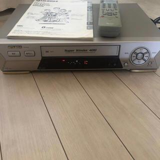 ミツビシ(三菱)のHV-MY20 三菱 MITSUBISHI VHSビデオデッキ 動作品(その他)