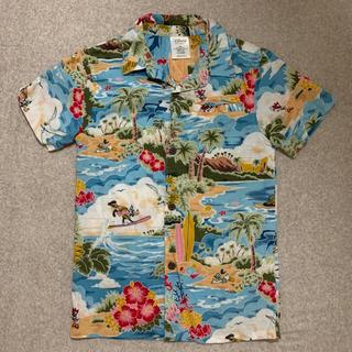 Disney - 【Disney】アロハシャツ 男の子 120
