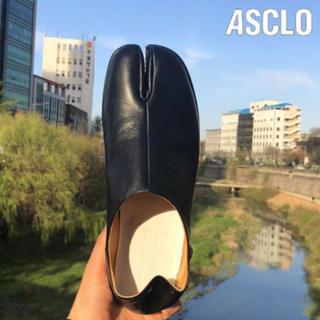 マルタンマルジェラ(Maison Martin Margiela)のASCLO エジュクロ タビ 足袋 マルジェラ(ブーツ)