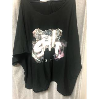 アクネ(ACNE)のbalmung ビックTシャツ(Tシャツ/カットソー(半袖/袖なし))