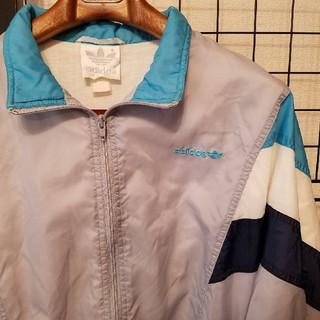 adidas - 90's vintage adidas nylon jacket ナイロンJKT
