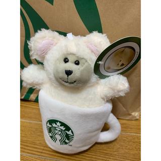 スターバックスコーヒー(Starbucks Coffee)のスターバックス ベアリスタMini(ぬいぐるみ)