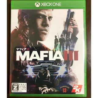 エックスボックス(Xbox)のマフィア3(家庭用ゲームソフト)