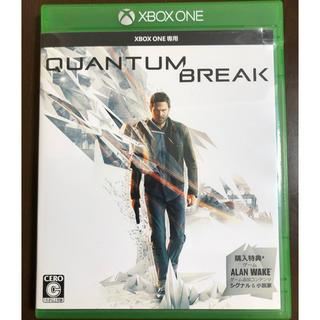 エックスボックス(Xbox)のクオンタムブレイク(家庭用ゲームソフト)