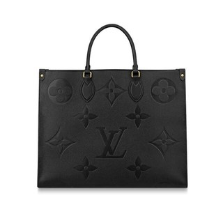 LOUIS VUITTON - Louis Vuitton ノワール オンザゴーGM