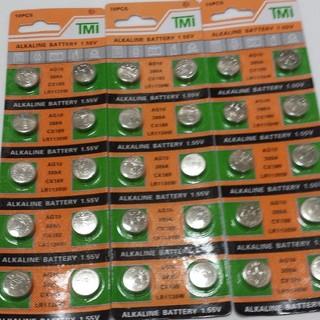 30個 LR1130(AG10) ボタン電池 TMI(その他)