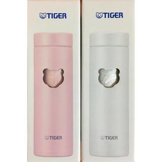 TIGER - TIGER魔法瓶/夢重力ボトル300ml(シェルピンク)(クールホワイト)