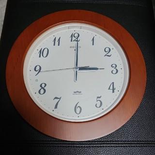 セイコー(SEIKO)の壁掛け電波時計 SEIKO 品番KX306A(掛時計/柱時計)