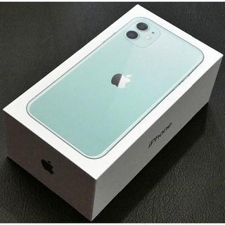 アップル(Apple)のほぼ未使用 SIMフリー iPhone11 海外 香港版 物理デュアルSIM(スマートフォン本体)