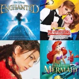 ディズニー(Disney)の❸Piano&Vo.ミュージックシート【ま〜わ】(楽譜)