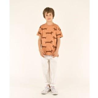 こどもビームス - tinycottons タイニーコットンズ DOG 犬 プリント Tシャツ 6Y
