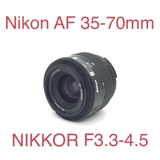 ニコン(Nikon)の❤️Nikon❤️ AF NIKKOR 35-70mm F3.3-4.5(レンズ(ズーム))