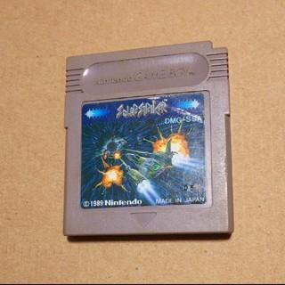 ゲームボーイ - ≪GB≫ゲームボーイ初のシューティングゲームソーラーストライカー