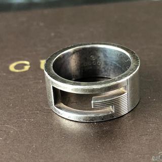 グッチ(Gucci)の決算セール☆GUCCI グッチ アクセサリー リング 指輪 シルバー レディース(リング(指輪))