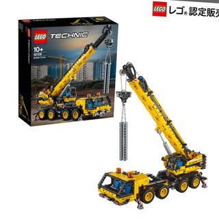 レゴ(Lego)のレゴ (LEGO) テクニック 移動式クレーン車 42108(模型/プラモデル)