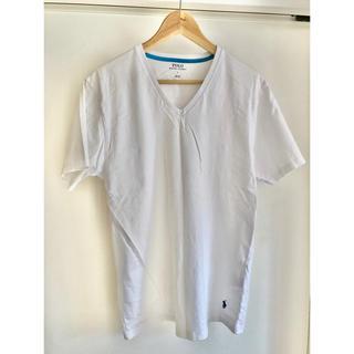 ポロラルフローレン(POLO RALPH LAUREN)のメンズ ポロ POLO Tシャツ Lサイズ(Tシャツ/カットソー(半袖/袖なし))