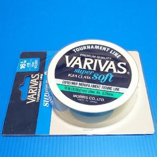 値下げしました  VARIVASライン《super soft》16Ib.test(釣り糸/ライン)