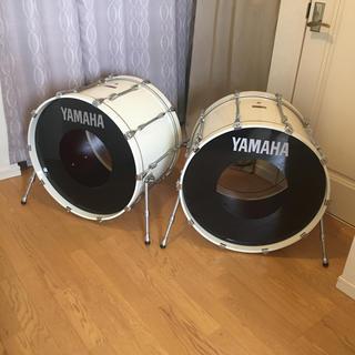ヤマハ(ヤマハ)のBD924Y YD9000 レコーディングカスタム ハードケース  国産 2バス(バスドラム)