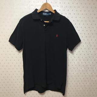 ポロラルフローレン(POLO RALPH LAUREN)の⭐️ポロラルフローレン⭐️半袖ポロシャツ⭐️ブラック/ 鹿の子生地(ポロシャツ)