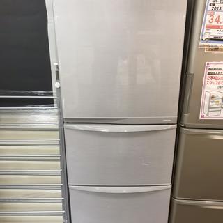 R33835 TOSHIBA 東芝 冷凍冷蔵庫 340L GR-E34N(冷蔵庫)