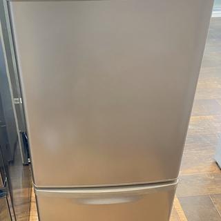 R34821 Panasonic 冷蔵庫 138L NR-B149W-T(冷蔵庫)