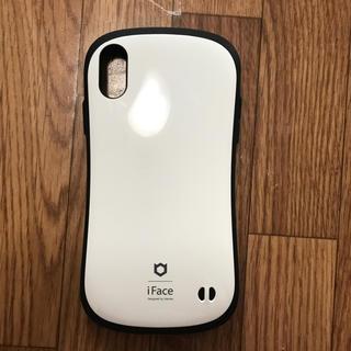 アイフォーン(iPhone)のiface iPhonex.xsケース(iPhoneケース)